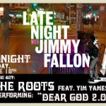 Late Night with The Roots featuring Yim Yames